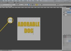 How to Justify Text in Photoshop if You Can't - Quick and Easy