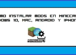 How to Install Mods in Minecraft on Windows 10 PC, Mac, Android and iPhone (Example)
