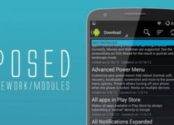 How to Install Xposed Framework on my Android Cellphone?  - Very Easy (Example)