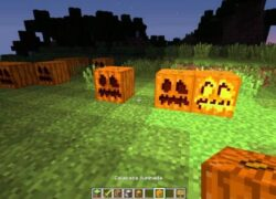 How to Carve Pumpkins in Minecraft to Make Halloween Decorations
