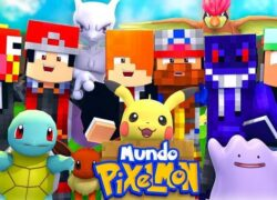 How to Get Pixelmon in Minecraft - Play in Minecraft with Pokemon (Example)
