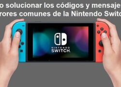 How to Troubleshoot Common Nintendo Switch Error Codes and Messages