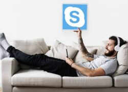 How to solve that Skype does not notify me that there is a new message?  (Example)