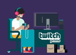 How to Link and Unlink your Amazon Prime Account with Twitch (Example)