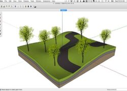 How to use the Sandbox or Sandbox in Google SketchUp to Create Terrains