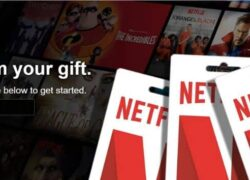 How to Use and Redeem a Prepaid or Gift Card on Netflix
