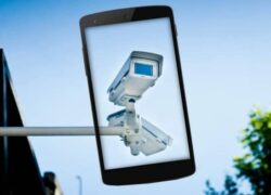 How to use my cell phone as a security camera?  - Very Easy (Example)