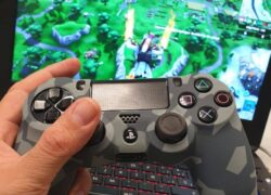 How to Use and Connect the Controller of the PS4 to the PC to Play on Windows or Mac?