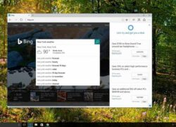 How to Use and Configure Cortana in Microsoft Edge Browser (Example)