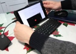 How to Use and Connect a Wired Keyboard with my iPad Easily (Example)