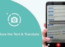 How to Translate Texts from English to Spanish with my Free Android Camera?  Free