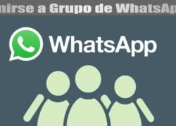 How to Join or Enter WhatsApp Messenger Groups?  - Step by step (Example)