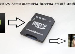 How to Use the SD Card as Internal Memory on my Android without being Root (Example)