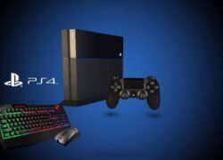 How to Use Keyboard and Mouse to Play on PlayStation 4 - PS4 Easily