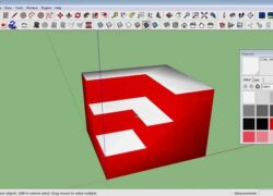 How to use and Work with Layers or Layers in Google SketchUp - Complete Tutorial