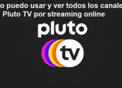 How Can I Use and Watch All Pluto TV Channels by Streaming Online (Example)