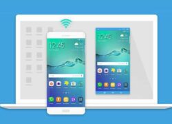 How to use your Mobile as a Second Screen of your Computer with Samsung SideSync