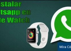 How to Easily Use and Install WhatsApp on Apple Watch?  - Step by Step