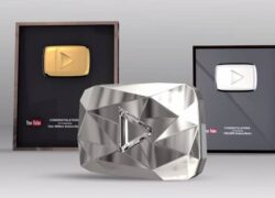 YouTube Silver Plaque, How and Where to Claim It?