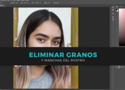 How to Remove or Eliminate Blemishes, Pimples and Other Blemishes from the Face with Photoshop