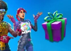 How to Gift Skins to a Friend and Another Person in Fortnite