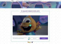 How to Give a Personalized Message with Disney Magic Birthday (Example)