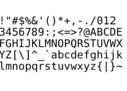 What is it, what is it for and what is the Importance of the ASCII Code?