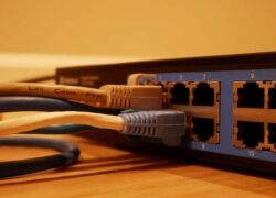 What is an SFP Uplink Port and what is it for?