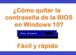 How to Remove BIOS Password in Windows 10 - Quick and Easy