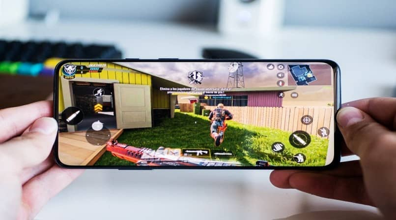 improve resolution in android games