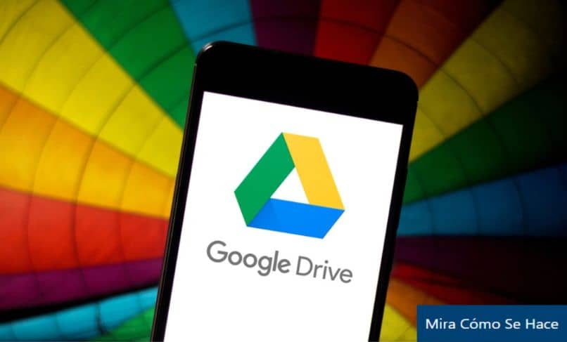 cell phone application google drive colors