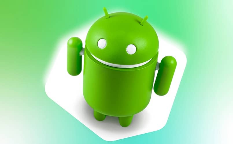 android green robot