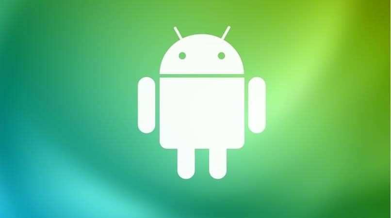 official android operating system logo