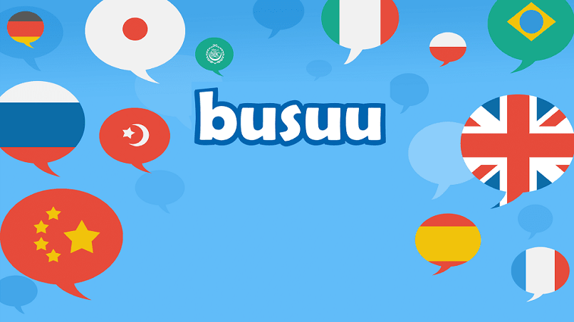 learning English with the bussu app