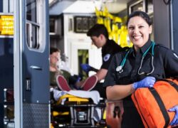 What Requirements Must I Meet For The EMT or Paramedic Driver Course?