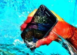 How to know if my cell phone is still waterproof or submersible without putting it in danger