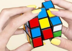 How to Solve or Assemble the Rubik's Cube in Few Moves?  - Quick Solution (Example)