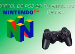 How to Connect and Use a PS3 Controller as a N64 Controller