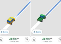 How to Change the Arrow Icon for a Car or Car in Google Maps
