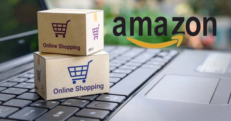 shopping packages by amazon