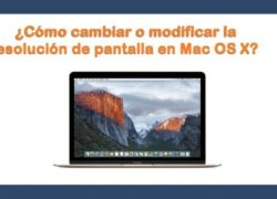 How to Change or Modify Screen Resolution in Mac OSX