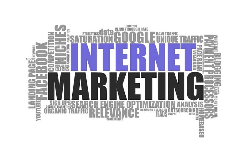 texts related to internet marketing