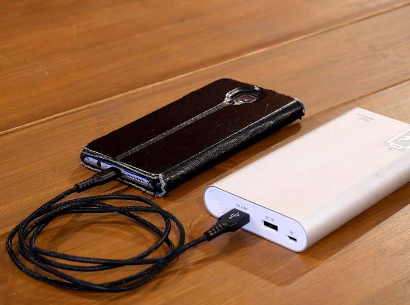 charge cell phone powerbank