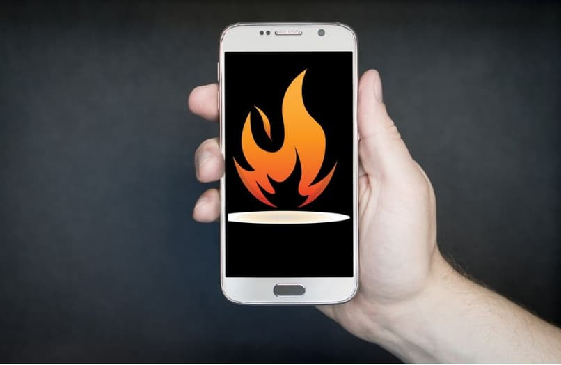 mobile gets very hot