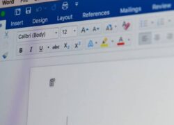 How to Change the Size, Style and Height of a Table Row in Word (Example)