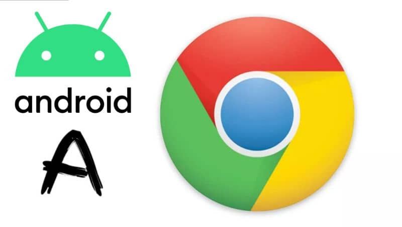 Chrome font size for android
