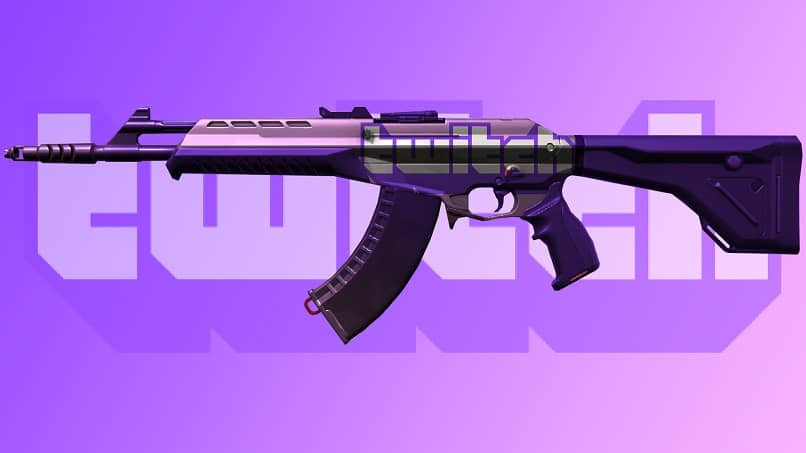 twitch prime weapon skins