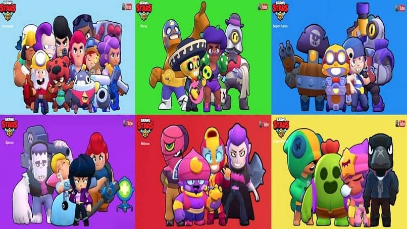 All the Brawlers you want