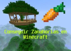 How to Get Carrots or Carrot Seeds from Minecraft (Example)