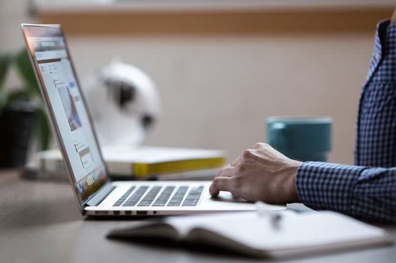 person consulted by internet from his laptop the marital status of a person